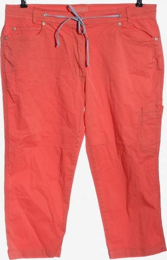 Clarina Cargohose in XXL in rot, Produktansicht