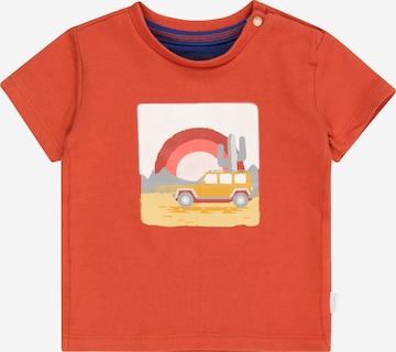 T-Shirt 'Taranto' Noppies en orange