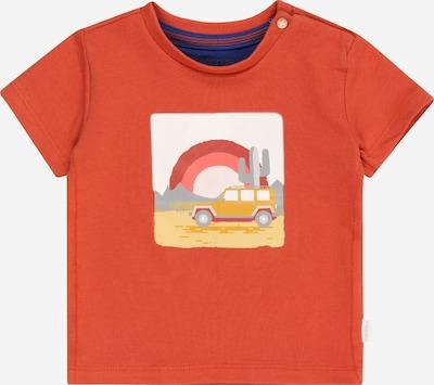 Noppies T-Shirt 'Taranto' en mélange de couleurs / orange, Vue avec produit