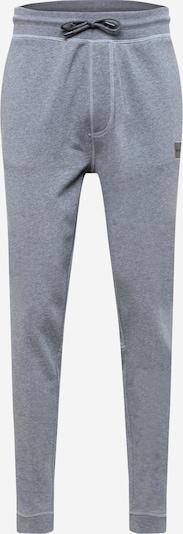 BOSS Casual Pantalon 'Sestart 1' en gris chiné, Vue avec produit