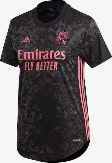 ADIDAS PERFORMANCE Jersey 'Real Madrid 20/21' in Grey / Salmon / Black, Item view