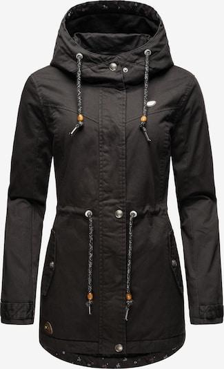 Ragwear Winterparka ' Raquela ' in schwarz, Produktansicht