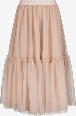 Nicowa Skirt in Beige