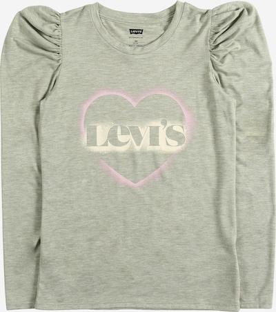 LEVI'S Shirt in khaki / lila, Produktansicht