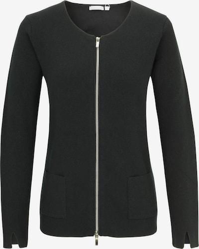 Rabe Knit Cardigan in Black, Item view