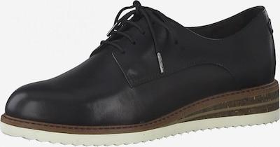 TAMARIS Šněrovací boty - černá, Produkt