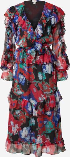 River Island Robe 'BOA' en mélange de couleurs / rouge, Vue avec produit