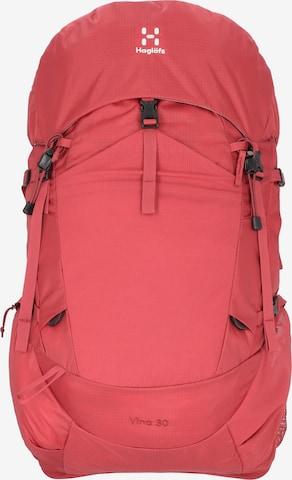 Haglöfs Sports Backpack 'Vina' in Red