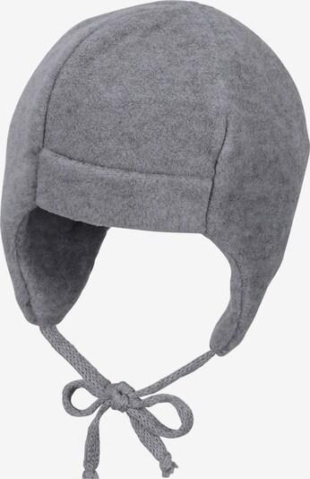 STERNTALER Mütze in hellgrau, Produktansicht