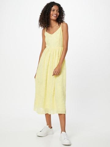 VILA Suvekleit 'OLINE', värv kollane