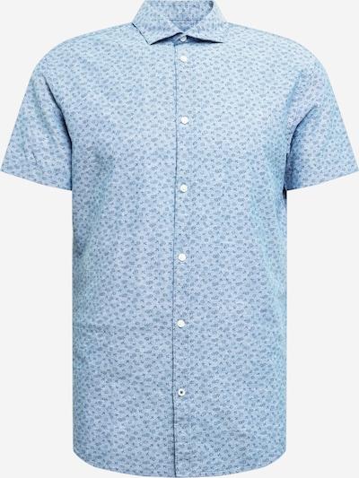 JACK & JONES Skjorta i rökblå, Produktvy