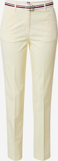 TOMMY HILFIGER Chino-püksid pastellkollane, Tootevaade