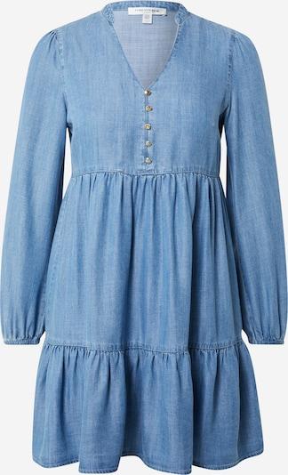 Forever New Robe-chemise en bleu denim, Vue avec produit
