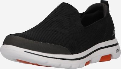 Teniși 'GO WALK 5' SKECHERS pe negru, Vizualizare produs
