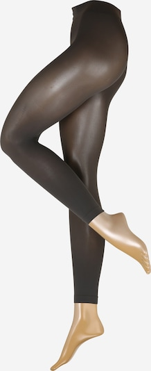 FALKE Leggings en gris, Vue avec produit