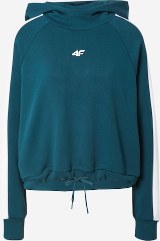 4F Spordidressipluusid, värv roheline