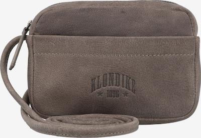 KLONDIKE 1896 Tasche 'Maya' in graumeliert, Produktansicht