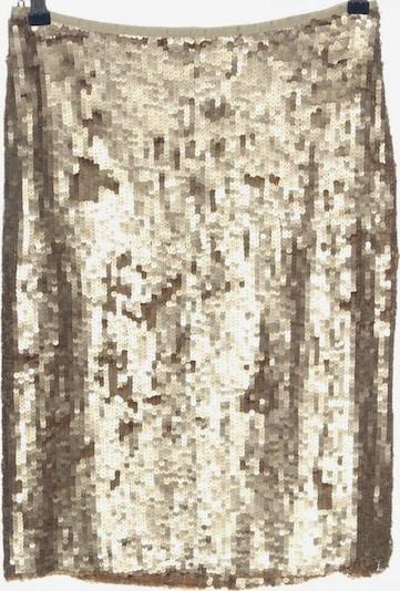 Anja Gockel Minirock in M in gold, Produktansicht