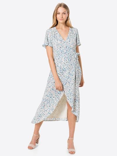 Fabienne Chapot Kleid 'Archana' in kobaltblau / royalblau / hellblau / pastellpink / weiß, Modelansicht