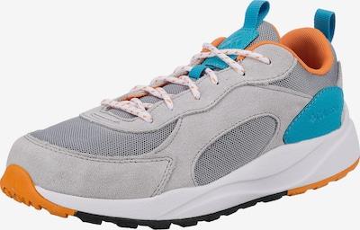 COLUMBIA Sneakers 'PIVOT™' in aqua / grau / hellgrau / orange, Produktansicht