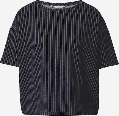 Tricou 'Chester' JAN 'N JUNE pe negru / alb, Vizualizare produs
