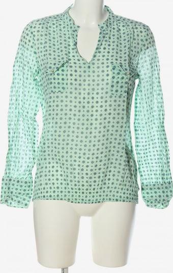 Emily Langarm-Bluse in M in grün, Produktansicht