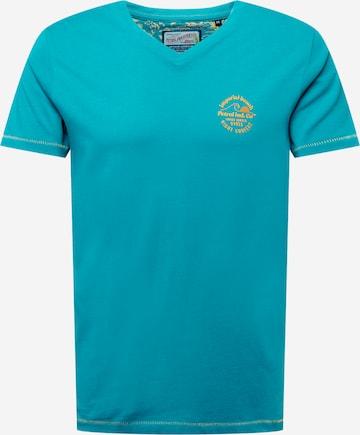 Petrol Industries Shirt in Grün