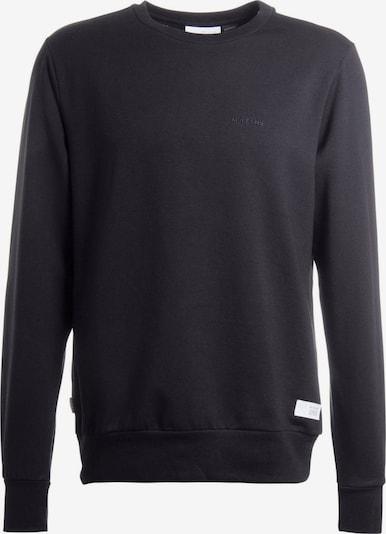 mazine Sweatshirts ' Burwood Sweater ' in schwarz, Produktansicht