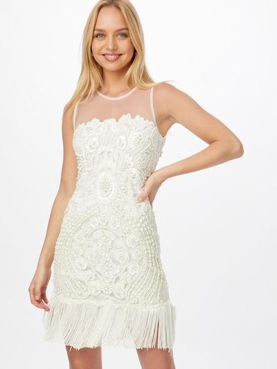 A STAR IS BORN Kleid in weiß, Modelansicht