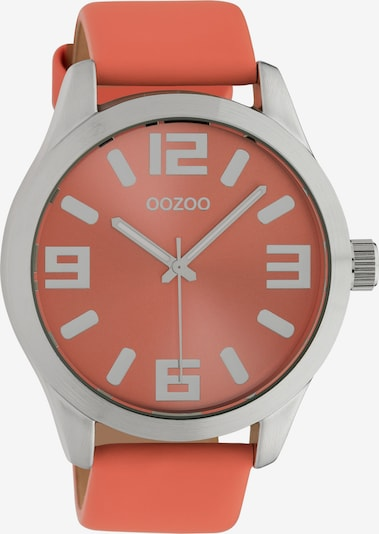 OOZOO Armbanduhr in orange, Produktansicht