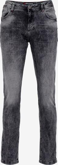 CIPO & BAXX Jeans 'Gridlock' in schwarz, Produktansicht