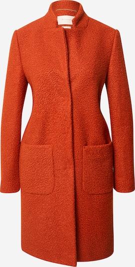 Rich & Royal Manteau mi-saison en rouge orangé, Vue avec produit