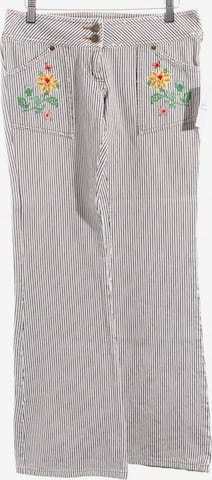 Fornarina Boot Cut Jeans in 27-28 in Beige