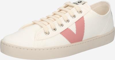 VICTORIA Sneaker 'BERLIN' in creme / altrosa, Produktansicht