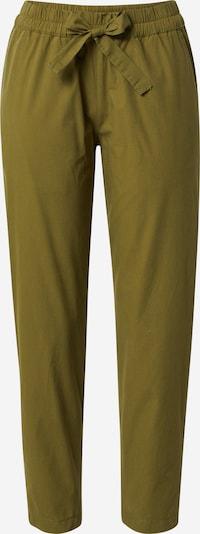 ThokkThokk Pantalon en vert foncé, Vue avec produit