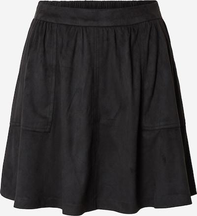 VILA Jupe 'CHOOSE' en noir, Vue avec produit