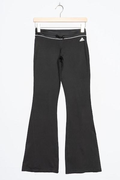 ADIDAS Trainingshose in S in schwarz, Produktansicht