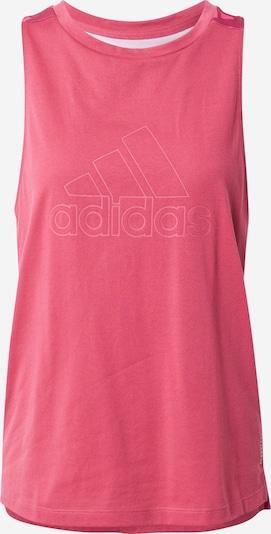 ADIDAS PERFORMANCE Sporttop in rosa / pitaya, Produktansicht