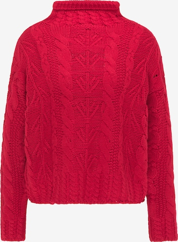 MYMO Sweater in Red