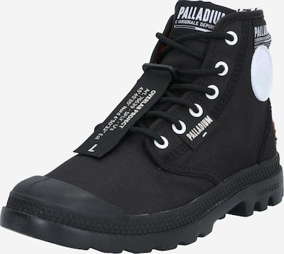 Palladium Sneakers high 'U PAMPA LITE OVERLAB' in black, Item view