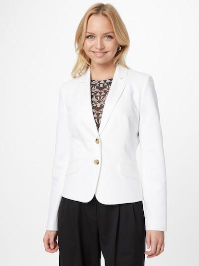 Sacou 'Aurella' HUGO pe alb, Vizualizare model