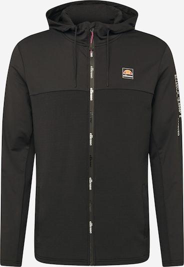 ELLESSE Sportjacke 'Jatia' in schwarz, Produktansicht