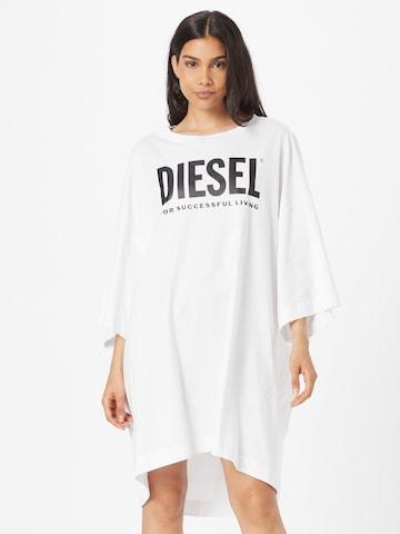 DIESEL Kleid in Weiß