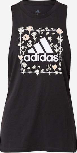 ADIDAS PERFORMANCE Športni top | roza / črna / bela barva, Prikaz izdelka