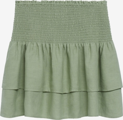 MANGO Skirt 'CHIMA' in Pastel green, Item view