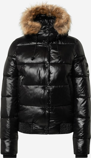Superdry Sportjas in de kleur Zwart, Productweergave