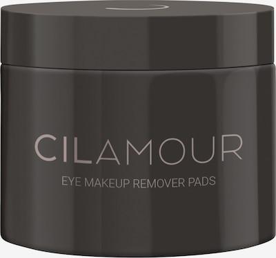 Cilamour Make-up-Entferner 'Eye Pads' in weiß, Produktansicht