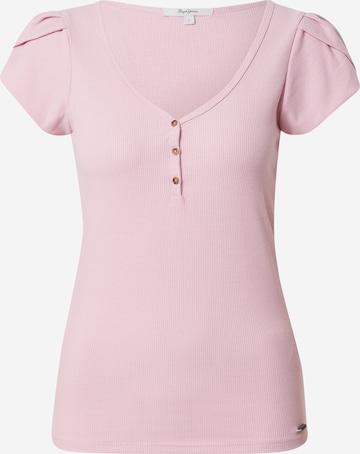 Pepe Jeans Shirt 'DORIS' in Pink