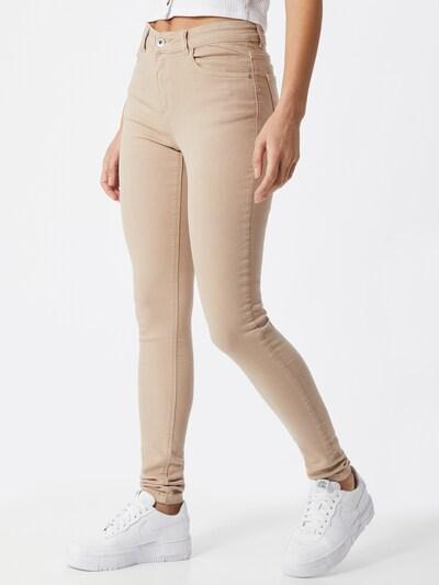 b.young Jeans 'Lola Luni' in beige, Modelansicht
