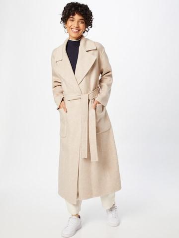 MICHAEL Michael Kors Átmeneti kabátok - bézs